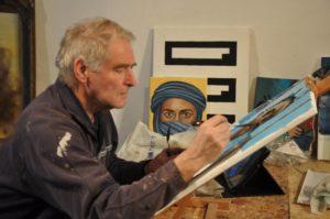 schilderles, schildercursus, haarlem, olieverf