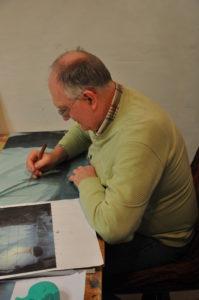 open atelier, schilderen, schilderles
