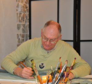 schilderles cursus schilderen haarlem