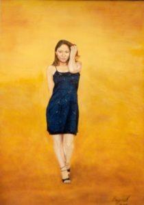 portret in opdracht, schilderkunst