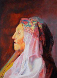 portret, olieverf, schilderij, schilderkunst, rembrandt, lievens, ouderdom